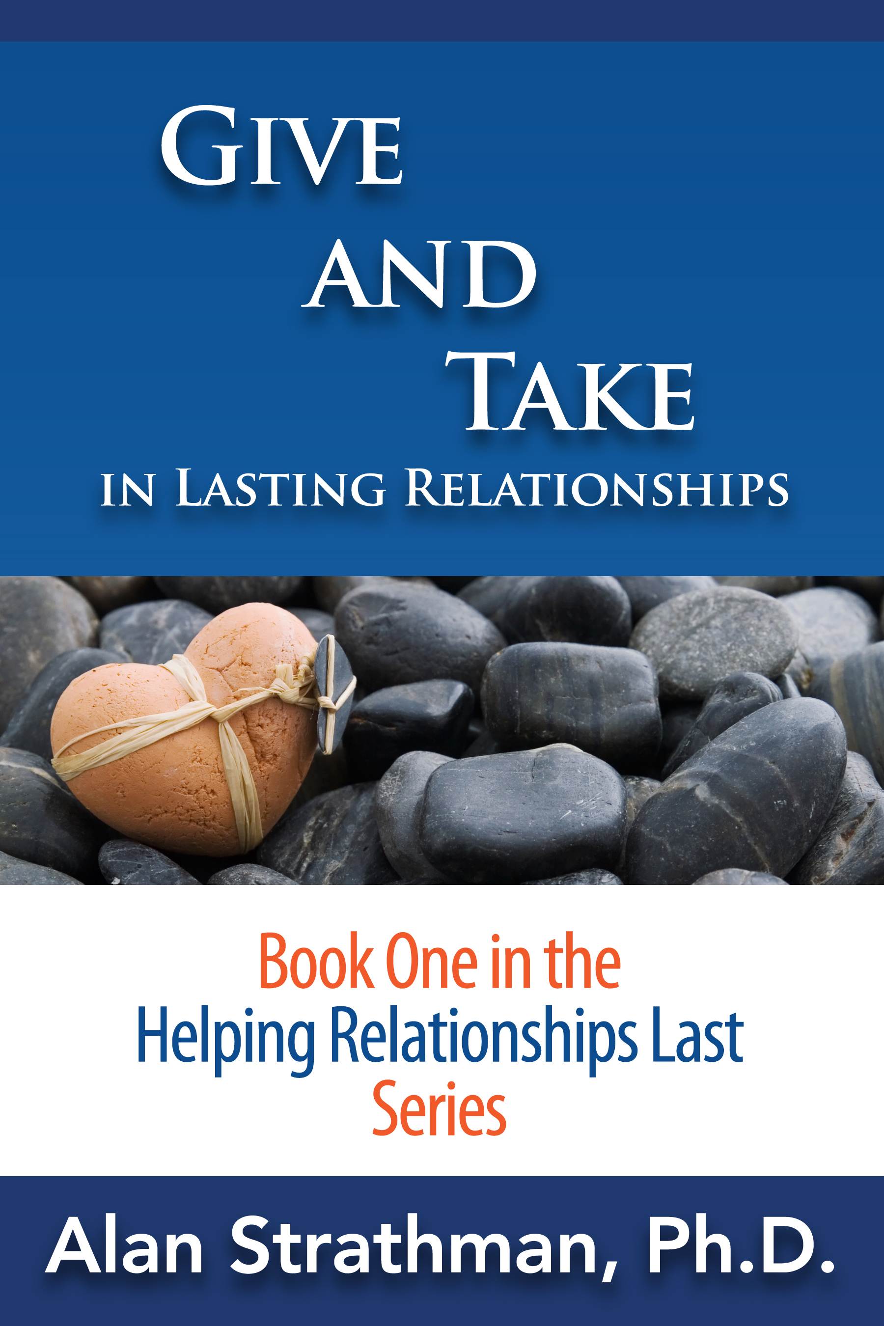 Give and Take in Lasting Relationships - book cover
