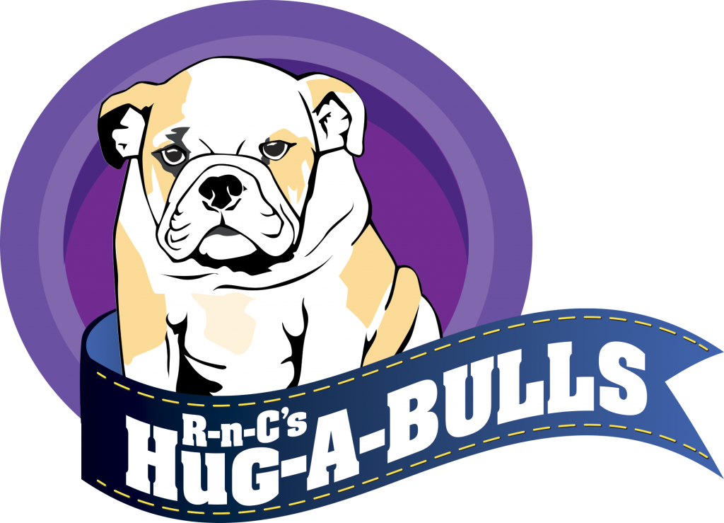 R-n-C's Hug-A-Bulls Logo